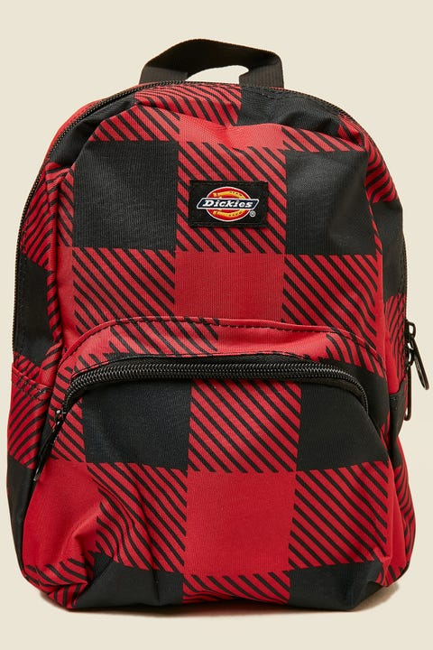 DICKIES Mini Backpack Buffalo Check