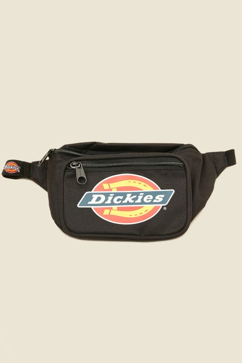 Dickies Printed Hip Sack Black