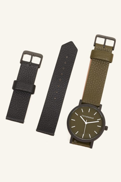THE HORSE Original Box Set Matte Black/Olive