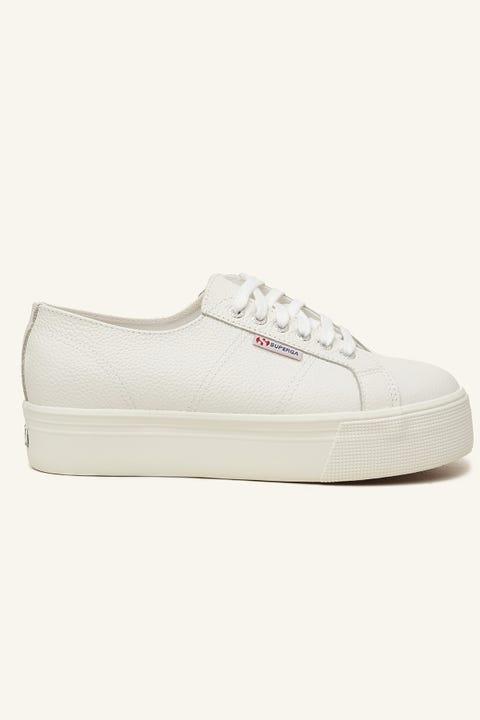 SUPERGA 2790 Leather White