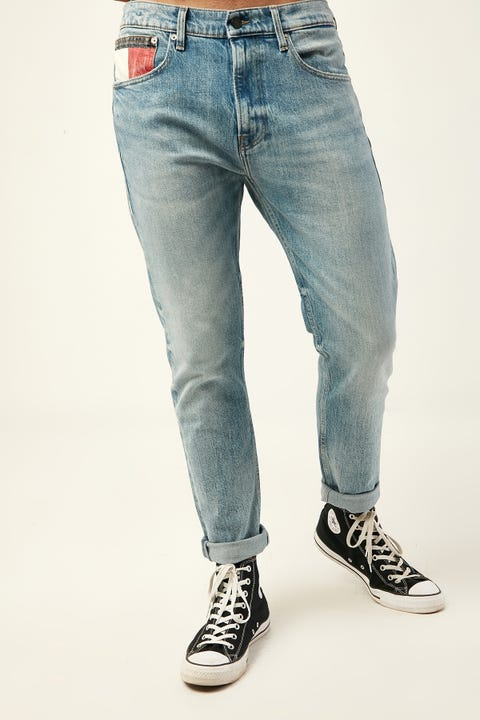 TOMMY JEANS Modern Tapered 1988 Jean Navajo Light