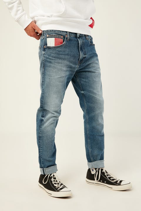 Tommy Jeans Modern Tapered 1988 Jean Navajo Mid