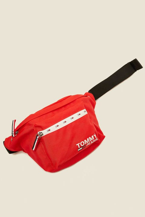 Tommy Jeans Cool City Bumbag Flame Scarlet