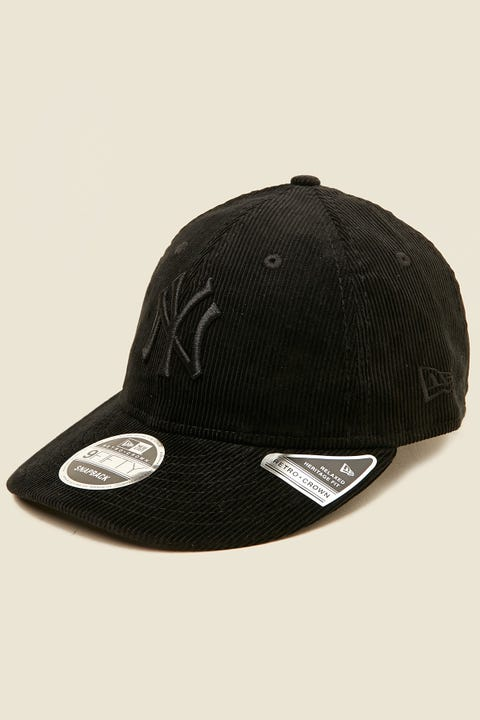 NEW ERA Retro Crown 9Fifty NY Yankees Black Cord