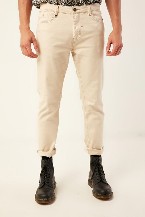 THRILLS Bones Jean Dirty White