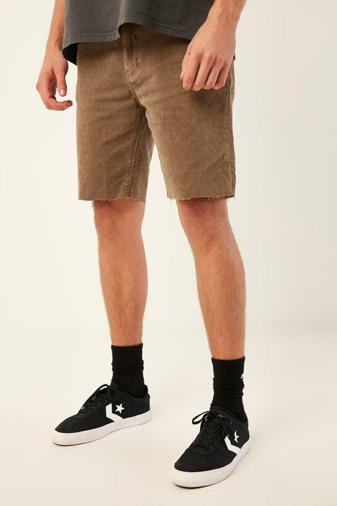 Abrand A Dropped Slim Cord Short Stone