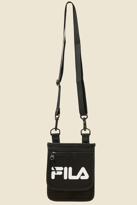 Fila Writer Cross Body Bag Black