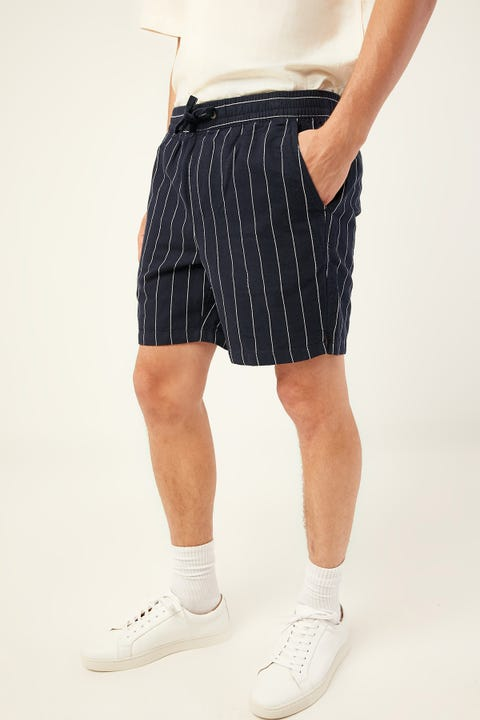 THE ACADEMY BRAND Anaheim Short Navy