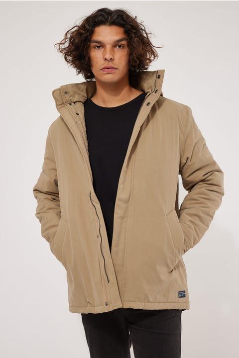 Academy Brand Miller Jacket Sandstone