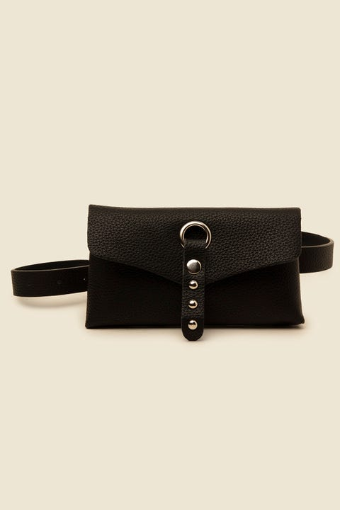 TOKEN Get It Belt Bag Black