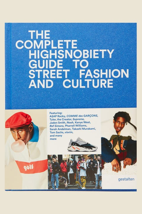 Books At Manic The Incomplete: Highsnobiety Guide to Street Fashion & Culture