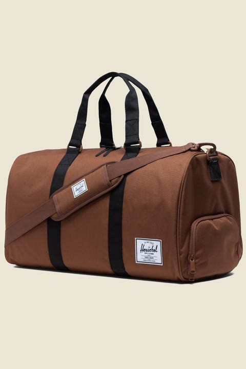 Herschel Supply Co. Novel Saddle Brown/Black