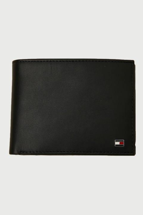 Tommy Jeans Eton CC & Coin Pocket Black