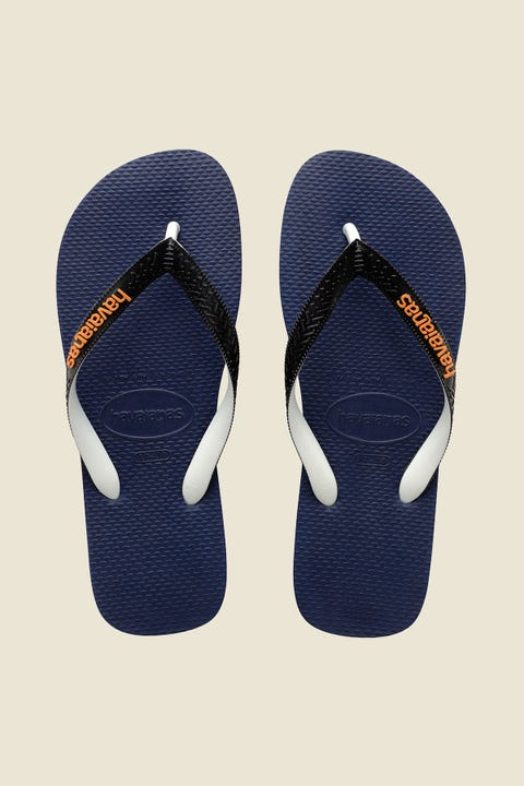 Havaianas Top Mix Navy Blue/Black Blue/Black