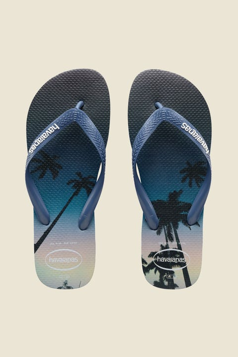 Havaianas Top Photoprint Hype Navy Blue/Steel Blue Nay Blue/Blue Steel
