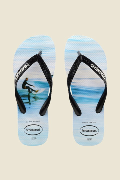 HAVAIANAS Top Photoprint Hype White/Wave White/Wave