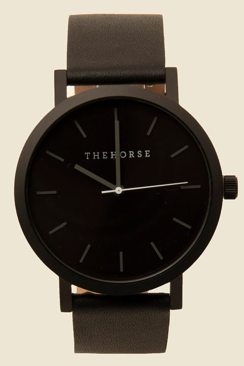 The Horse Original Watch Black Out