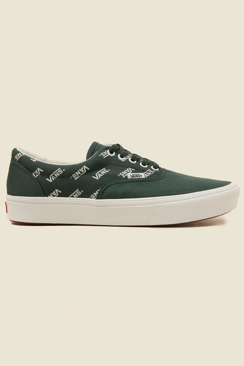 VANS Comfy Cush Era Trekking Green/True White