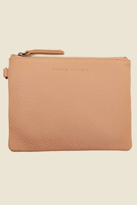 Status Anxiety Fixation Wallet Dusty Pink