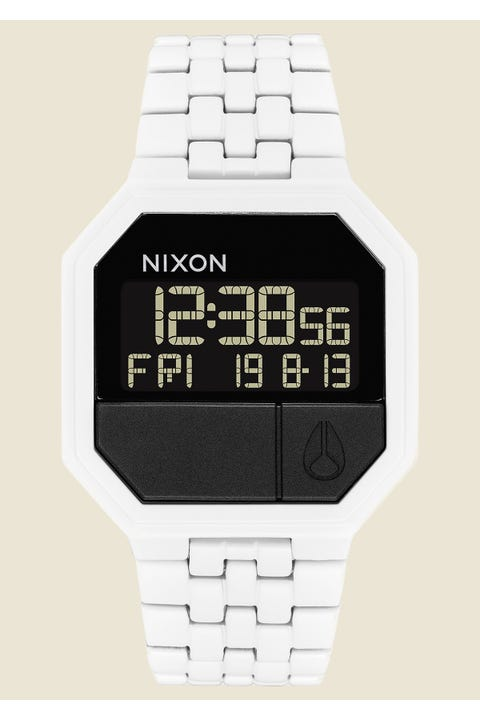 Nixon Re-Run Flat White