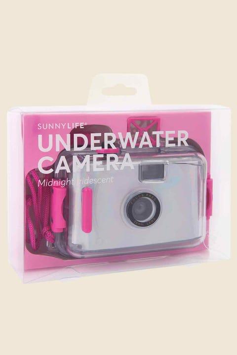 SUNNYLIFE Underwater Camera Midnight Irridescent