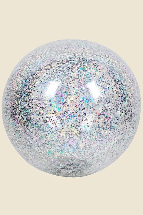 Sunnylife Inflatable Beach Ball Glitter