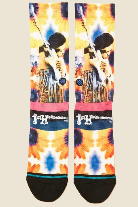 Stance x Jimi Hendrix Sunflowers Multi