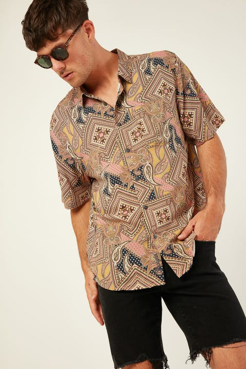 WRANGLER Garageland Shirt Day Tripper