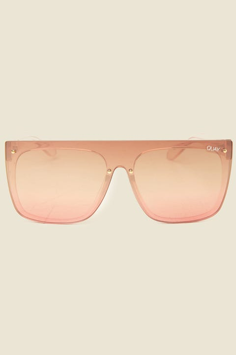 QUAY Jaded Pink/Brown Pink Flash