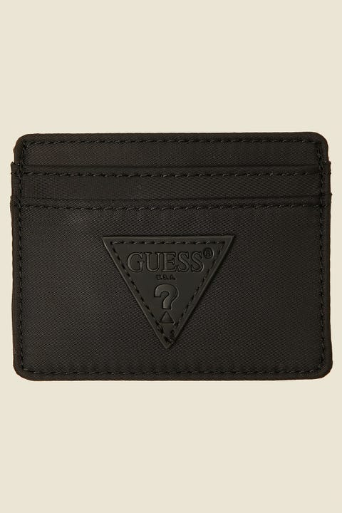 GUESS ORIGINALS Card Wallet Black