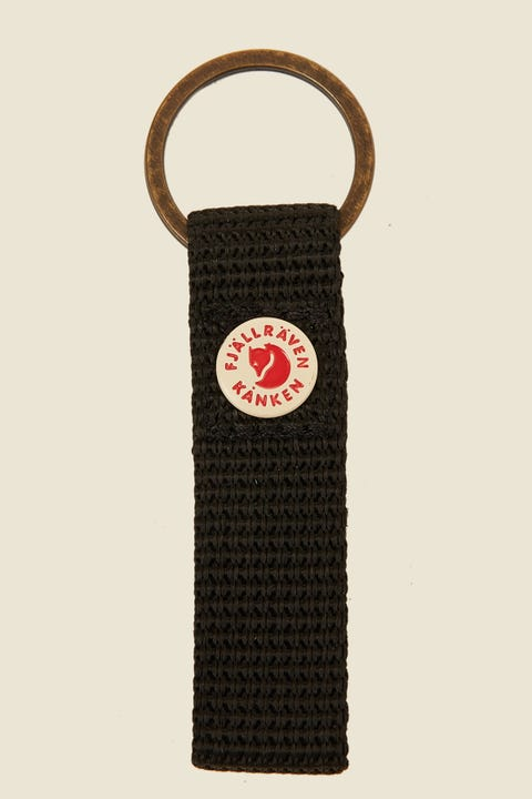 Fjallraven Kanken Key Ring Black