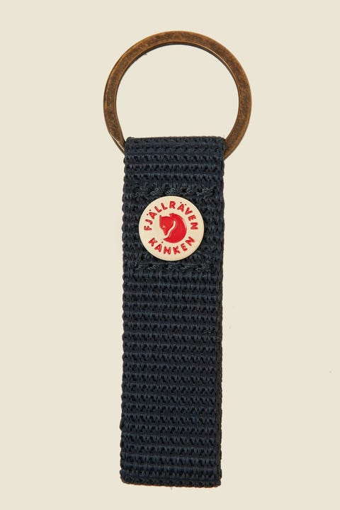 Fjallraven Kanken Key Ring Navy