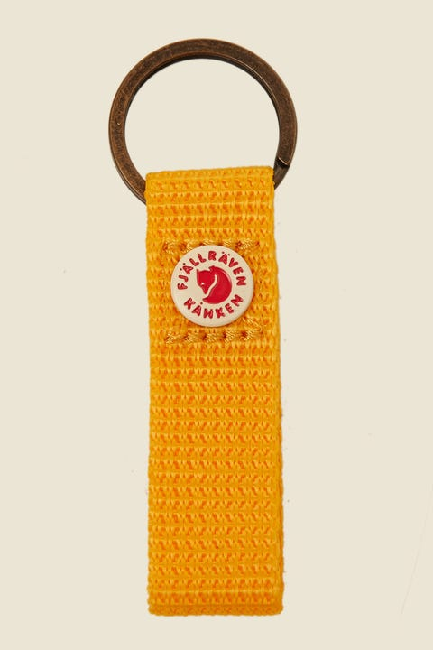 Fjallraven Kanken Key Ring Warm Yellow