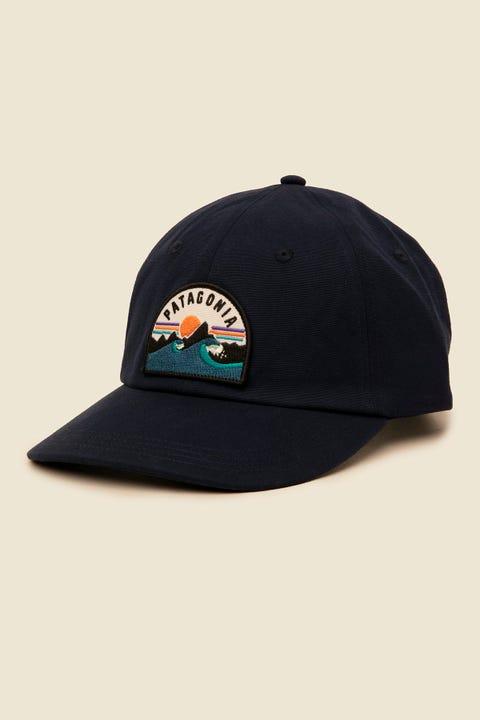 PATAGONIA Boardie Badge Trad Cap Classic Navy