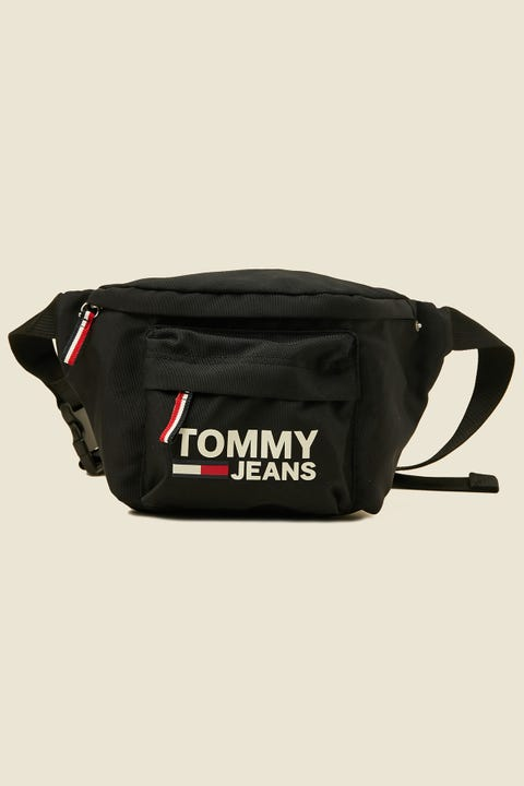 TOMMY JEANS Cool City Bumbag Black