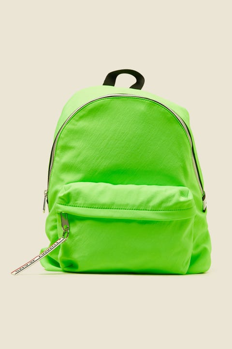 TOMMY JEANS Logo Tape Backpack Green Gecko