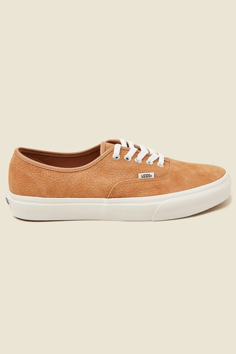 VANS Authentic (Grain Leather) Camel