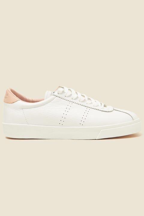 SUPERGA 2843 Club S Leather White/Pink