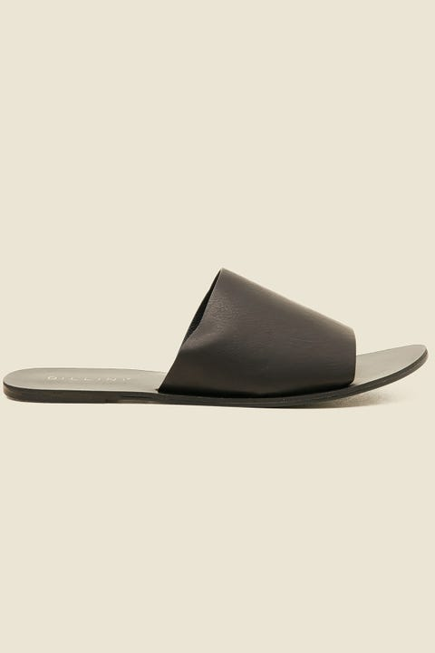 Billini Croatia Slide Black Smooth