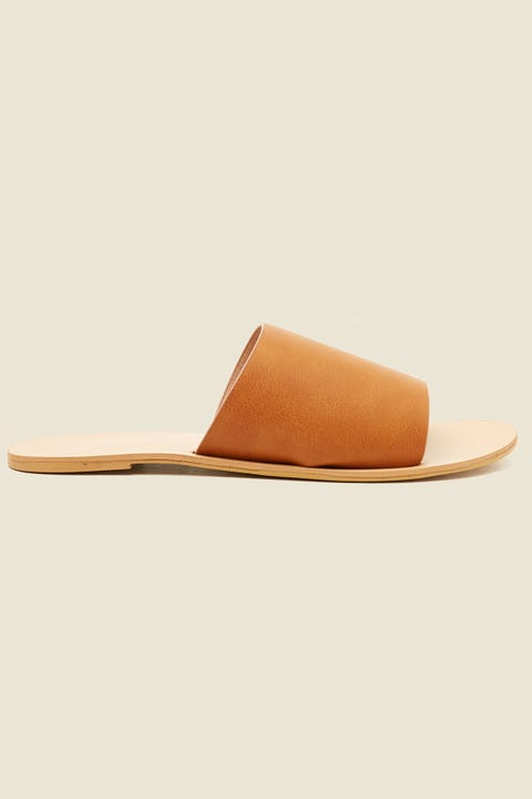 Billini Croatia Slide Tan Smooth