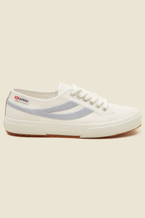 SUPERGA 2953 Swallowtail White/Azure Erica