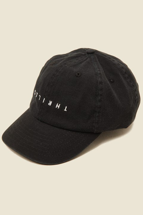 THRILLS Minimal Cap Merch Black