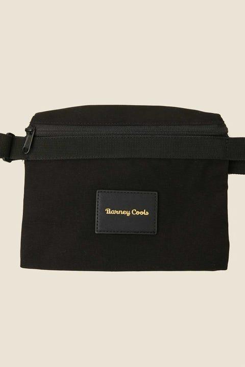 BARNEY COOLS Side Bag Black