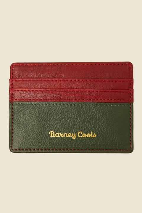BARNEY COOLS Card Wallet Colour Sport
