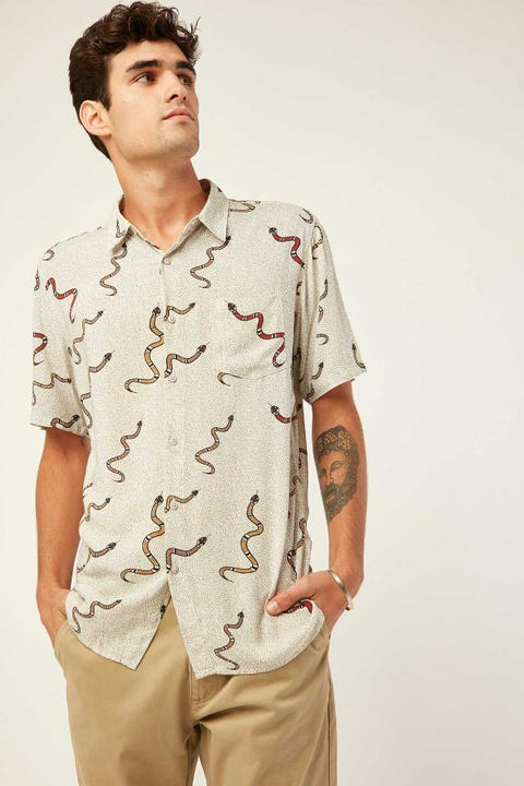 BARNEY COOLS Holiday SS Shirt Sea Snakes