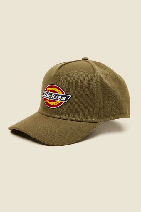 DICKIES H.S Fort Worth Cap Olive Green