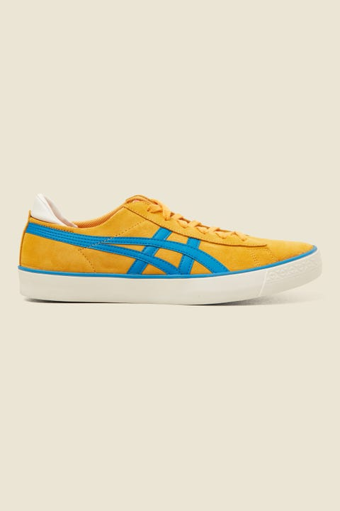ONITSUKA TIGER Fabre BL-S 2.0 Tiger Yellow/Directoire Blue