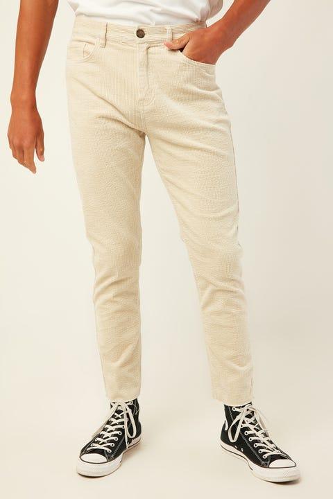 COMMON NEED Jimi Corduroy Pant Off-White