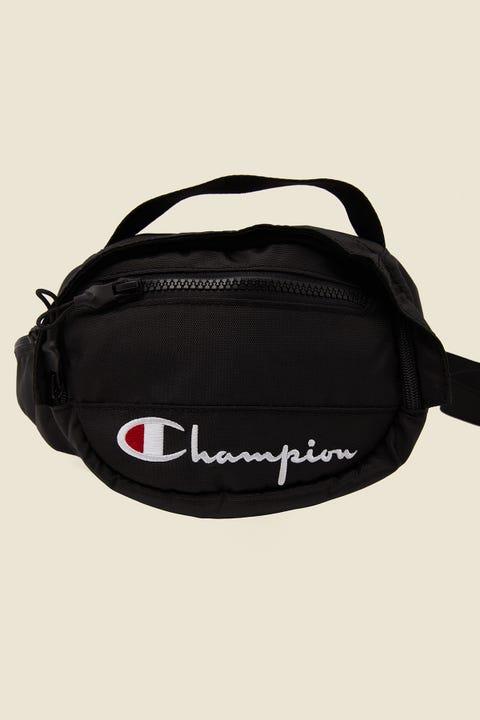 Champion Script Belt Bag Black
