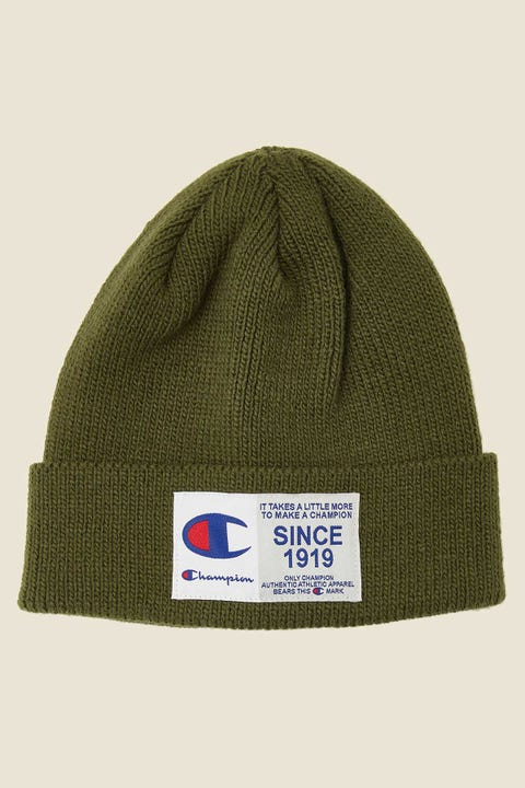 Champion Jocktag Beanie Prep Green
